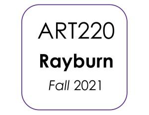 ART220 Rayburn kit image F2021