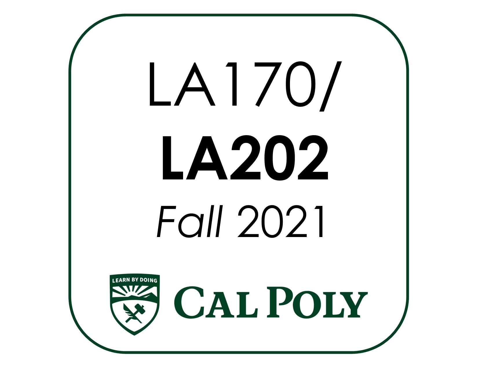LA170-202 Kit image F2021